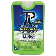 Piactive Original 100% DEET Free 12Hr 40ml