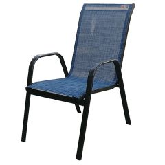 Sable Sling Dining Chair