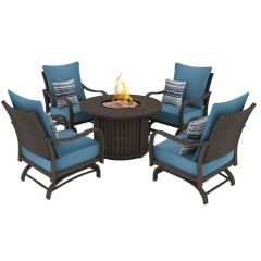 Eastport Lounge Set-4/Piece