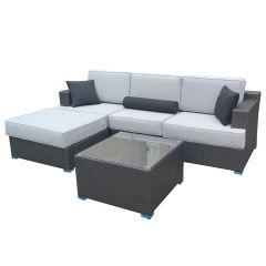 Beresford Sectional Lounge Set-5/Piece
