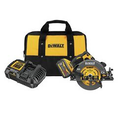 "Flexvolt 60V Max Brushless 7-1/4"" Circular Saw With Brake K"