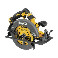 "Flexvolt 60V Max Brushless 7-1/4"" Circular Saw With Brake (T"