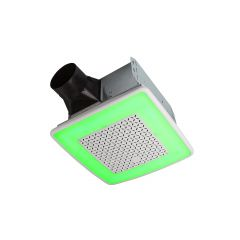 ChromaComfort Ventilation Fan with Multicolour LED Light And