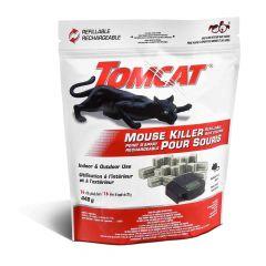 Tomcat Mouse Killer Refillable Bait Station-16 x 28g