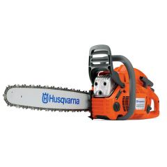 "Husqvarna 20"" 55.5cc Rancher Chainsaw 455"