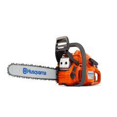 "Husqvarna 18"" 45.7cc 2 Cycle Gas Chainsaw 445e"