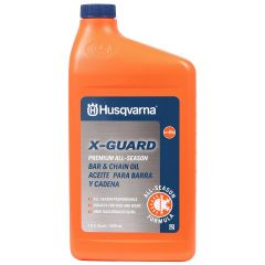 Husqvarna X-Guard Bar And Chain Oil 946ml