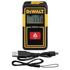 40' Pocket Laser Distance Measurer