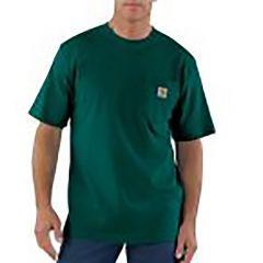 Workwear Pocket Short Sleeve T Shirt North Woods Heather