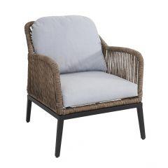 Wicker Cushion Chair-2/Pack