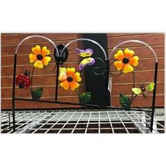 Solar Decorative Fence Stake
