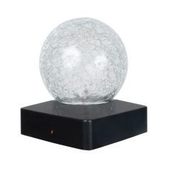 Solar Crystal Ball Post