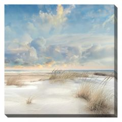 "24"" x 24"" Smooth Sands III Canvas"