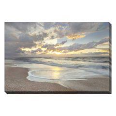 "30' x 45"" A Beautiful Seascape Canvas"