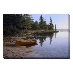 """30"""" x 45"""" Cedar Morning Canvas"""