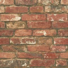 Nuwallpaper Peel And Stick West End Brick