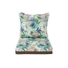 Reversable Deep Seat Cushion-Brown