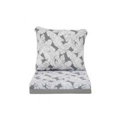 Reversable Deep Seat Cushion-Gray