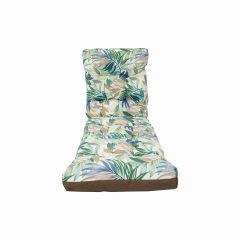 Reversable Lounge Cushion-Brown