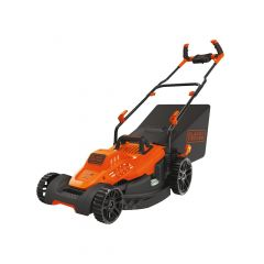 Black + Decker 12 A, 17 In  Corded Mower With Bike Handle
