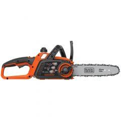 Black + Decker 20V Max Cordless Chainsaw Kit 2.0Ah