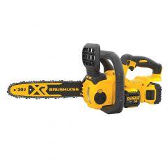 Dewalt 20V Max Compact Brushless Chainsaw Kit 5.0Ah