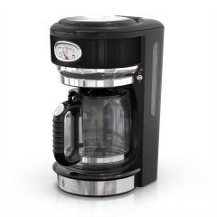 Russell Hobbs Retro 8 Cup Coffee Maker Black