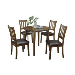 Round Dining Table-5/Piece