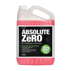 Plumbing Antifreeze Absolute Zero -60C