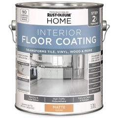 Rust-Oleum Home Top Coat Matte 3.78L