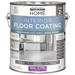 Rust-Oleum Home Top Coat Semi-Gloss 3.78L