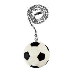 Soccer Ball Fan Pull