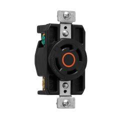 30 Amp Lock Receptical 125/250 V 3P4W