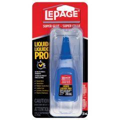 LePage Super Glue Liquid Pro Adhesive-20mL