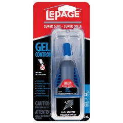 LePage Super Glue Ultra Gel Control-4mL