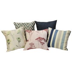 "18"" x 18"" Assorted Cushions"