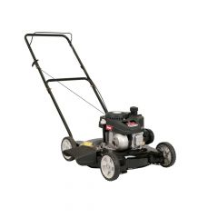 "Yard Machines 140 cc  20"" Push Mower with Side Discharge"
