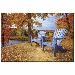 "30"" x 45"" Autumn Splendor Canvas"
