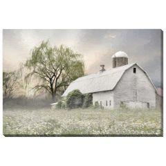 "30"" x 45"" Willow Farm Canvas"