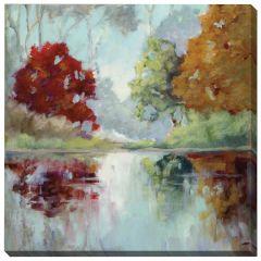 "30"" x 30"" Morning Mist Canvas"
