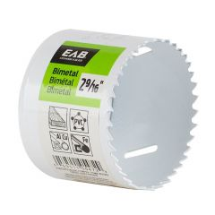 """2-9/16"""" M3 Bimetal  Industrial Hole Saw - Exchangeable"""