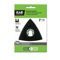 Hook And Loop Pad Professional Oscillating Accessory - Excha