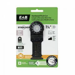 "1-1/4"" Bimetal Flush Cut (Hardwood) - Starlock Industrial Os"