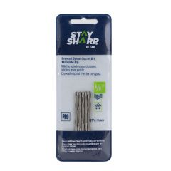 Professional Drywall Spiral Cutter Bit With Guide Tip 5 Pack