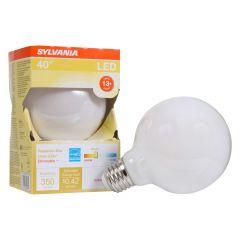 3.5 Watt Dimmable Medium Base LED G25 Bulb-1/Pack