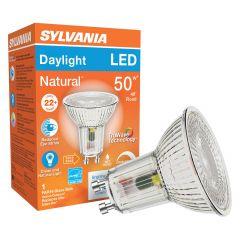 6 Watt Dimmable LED GU10 Bulb-1/Pack