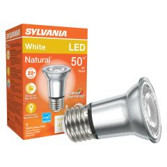 6 Watt Dimmable Medium Base LED PAR16 Bulb-1/Pack