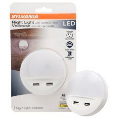 USB And Plug Night Light