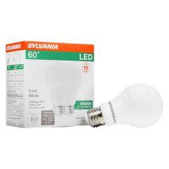 8.5 Watt LED A19 Rough Service Bulb-2/Pack