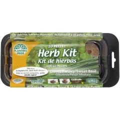 Windowsill Herb Greenhouse Kit